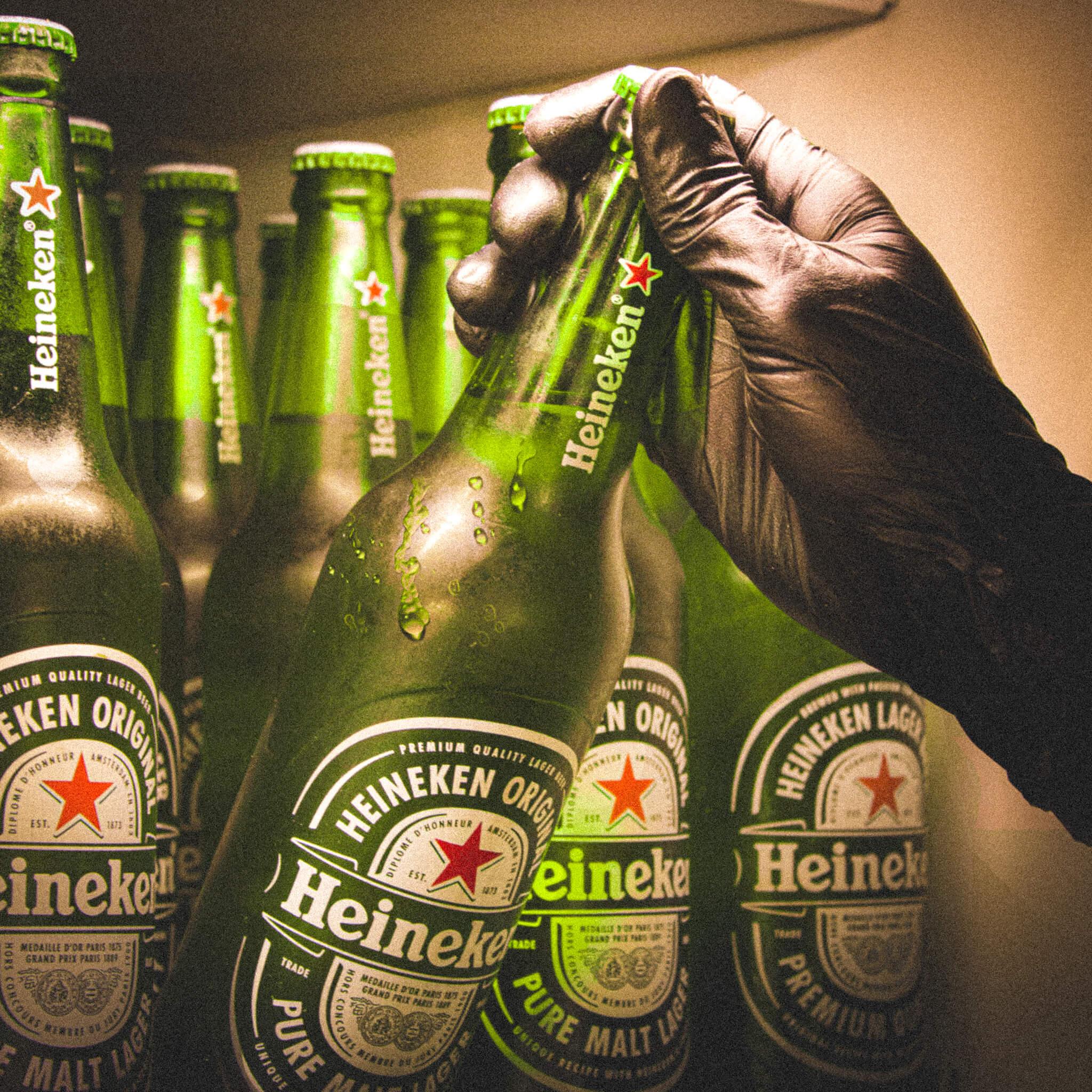 Heineken Covid