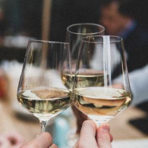 High Wine - Cafe de Wit